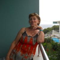 валентина, 66 лет, Водолей, Москва